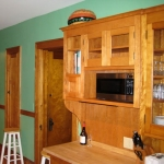 Kitchen remodeling - custom cabinetry