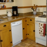 Kitchen remodeling - custom cabinetry, appliances, counter tops & flooring